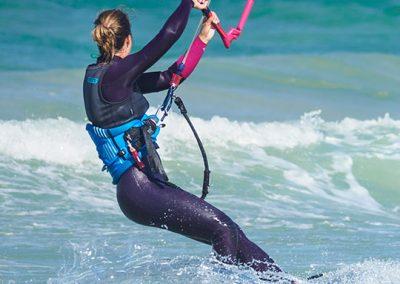 Kite surf, foil