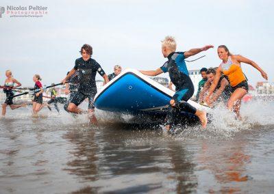 paddle géant club nautique de wimereux