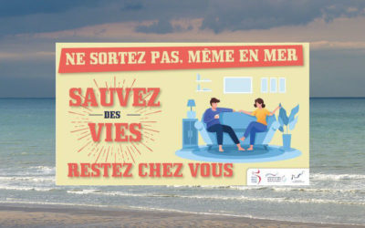 Covid-19 : La Fédération Française de Voile annonce la prolongation de la suspension des activités nautiques