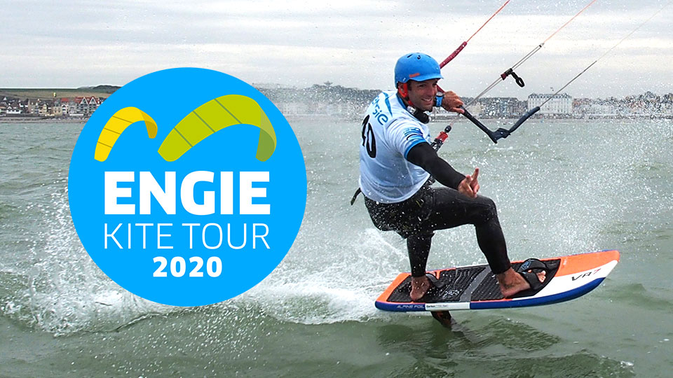 Engie Kite Tour à Wimereux du 11 au 13 septembre 2020